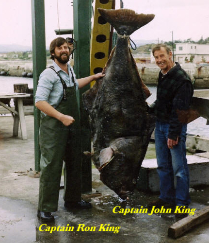 fishing Victoria BC by Ron King
